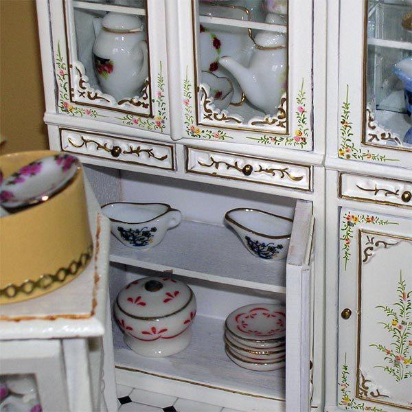 Il negozio di porcellane